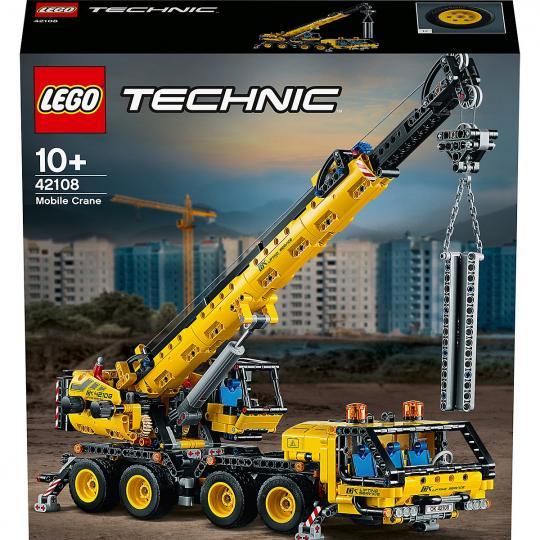 LEGO Technic - 42108 Kran-LKW