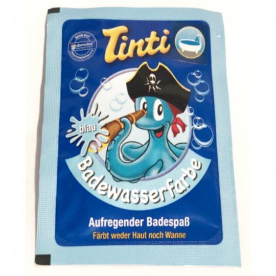 Tinti 34174 - Badewasserfarbe blau